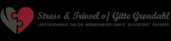 Stress & Trivsel v/ Gitte Grøndahl